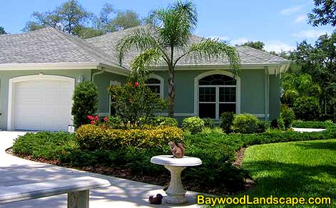Landscape Contractors New Port Richey Pasco Florida Tampa Bay Landscaping Contractors